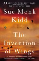 Cover of the book The invention of wings : a novel