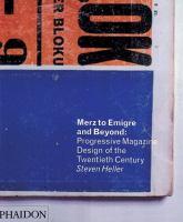 avant-garde magazine design of the twentieth century