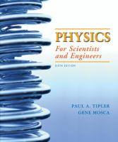 Physics for scientists and engineers : with modern physics