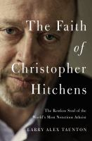 book cover image The Faith of Christopher Hitchens