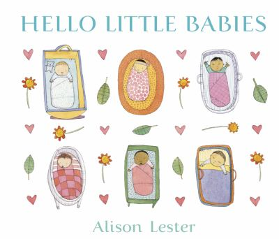 """Book Cover - Hello Little Babies"""" title=""""View this item in the library catalogue"""