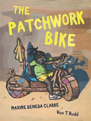 """Book Cover - The Patchwork Bike"""" title=""""View this item in the library catalogue"""