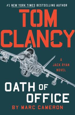Cover Image for Oath of Office : a Jack Ryan by