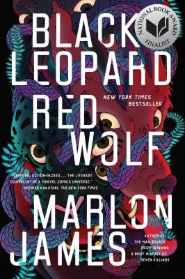 Cover Image for Black Leopard by Marlon James