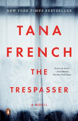 Cover Image for The Trespasser  by Tana French