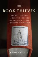 book cover image The Book Thieves