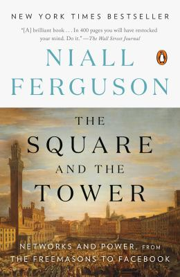 Cover Image for The Square and the Tower by Ferguson