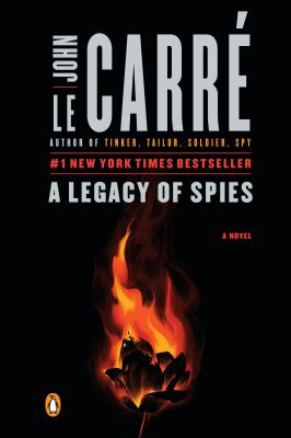 Cover Image for Legacy of Spies by John LeCarre