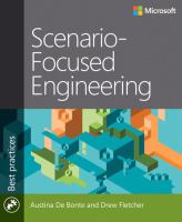 Scenario-focused engineering : a toolbox for innovation and customer-centricity