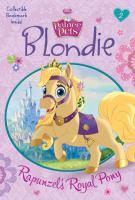 Blondie : Rapunzel's royal pony