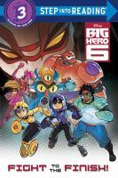 Big Hero 6 Step Into Reading