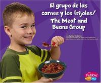 El grupo de las carnes y los frijoles