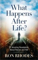 What happens after life?