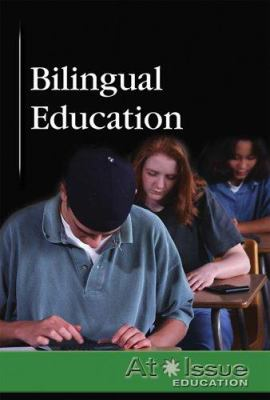 Book cover for Bilingual education [electronic resource] / Janel D. Ginn, book editor