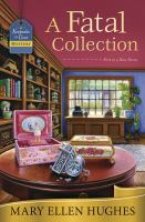 A Fatal Collection: A Keepsake Cove Mystery