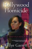 Hollwood Homicide by Kellye Garrett (book cover)