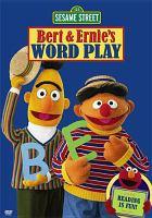 SESAME ST BERT & ERNIE'S WORD PLAY (DVD)