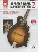 Alfred's basic mandolin method. 2 : the most popular method for learning how to play