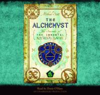 The Alchemyst: [the Secrets of the Immortal Nicholas Flamel]