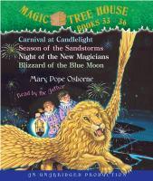 Magic Tree House: Books 33 - 36
