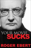 book cover image of this movie sucks by roger ebert