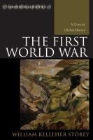 The First World War : a concise global history