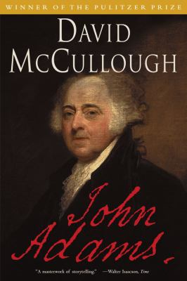 Cover Image for John Adams by David McCullough