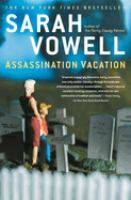 Cover Image of Assassination Vacation