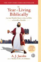 Year of living biblically :    