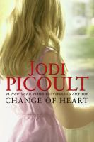 book jacket for Change of Heart