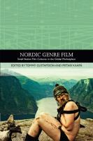 Nordic genre film : small nation film cultures in the global marketplace