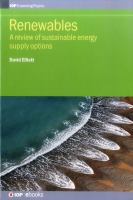 Renewables [electronic resource] : a review of sustainable energy supply options