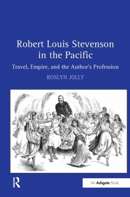cover of the book Robert Louis Stevenson in the Pacific