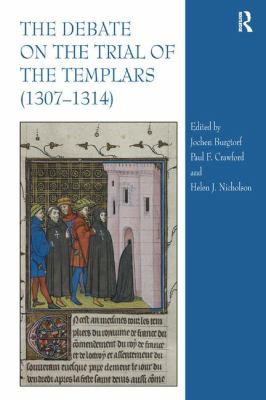 cover of the book The Debate on the Trial of the Templars