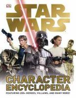 Star Wars character encyclopedia by Simon Beecroft