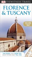 book cover image Florence and Tuscany