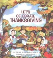 Let's Celebrate Thanksgiving [electronic resource]