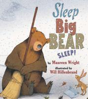 Cover of the book Sleep, Big Bear, sleep!