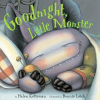 Cover Image of Goodnight, Little Monster