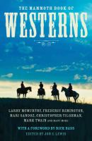 The Mammoth Book of the Westerns