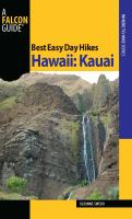 Best easy day hikes, Hawaii. Kauai