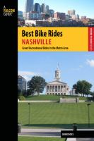 Best bike rides Nashville : great recreational rides in the metro area