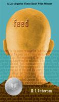 Book cover for Feed by M.T. Anderson