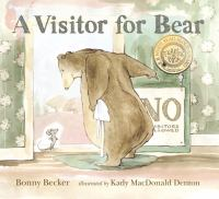 A Visiter for Bear