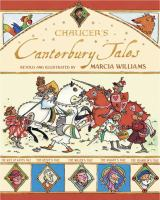 Here Bygynneth Chaucer's Canterbury Tales