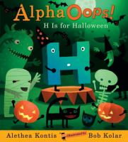Alhpa oops cover