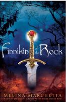 Cover of the book Finnikin of the rock