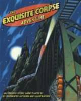 Cover of the book The Exquisite Corpse Adventure.