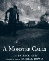 Cover of the book A monster calls : a novel