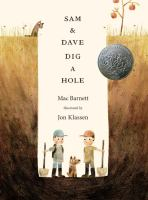 Cover of the book Sam & Dave dig a hole